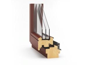 Okna drewniane EcoTherm 92