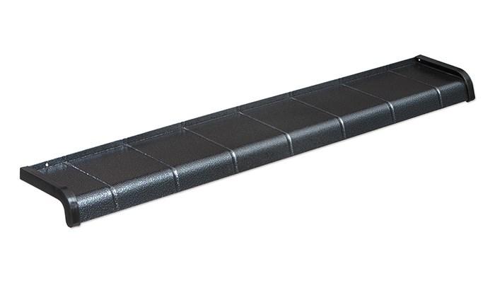Parapety zewnętrzne aluminiowe imitacja płytki